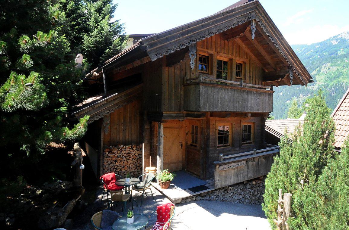 Josef-Speckbacher-Hütte, Sommer
