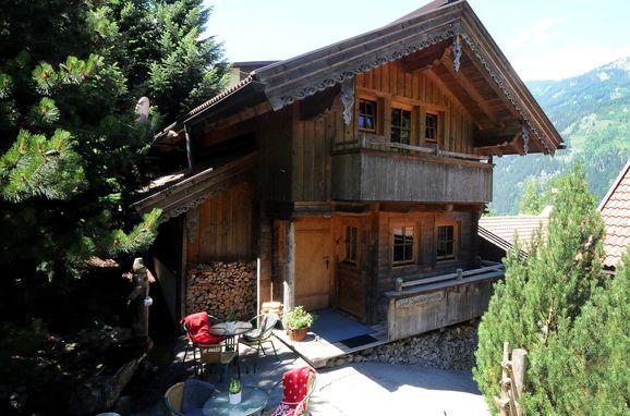 Sommer, Josef-Speckbacher-Hütte in Mayrhofen, Tirol, Tirol, Österreich