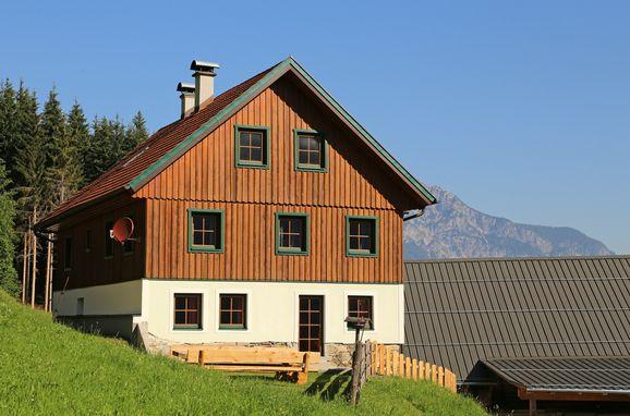 Druckfeichter Hütte, Summer