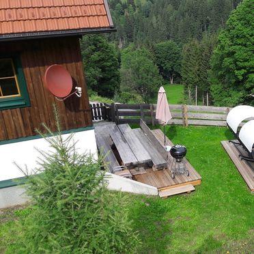 Sommer - Garten, Druckfeichter Hütte in Pruggern, Steiermark, Steiermark, Österreich