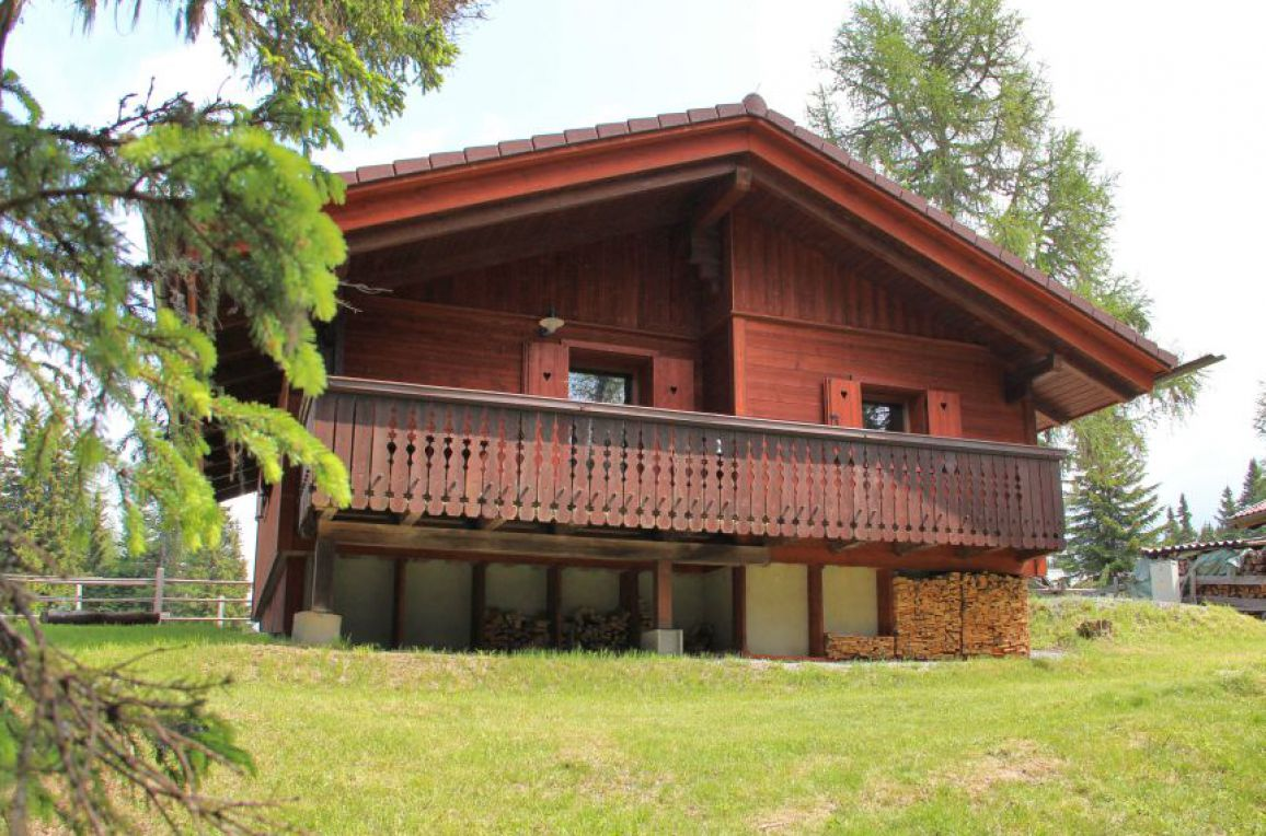 Alpine-Lodges Gertraud, Aussenansicht