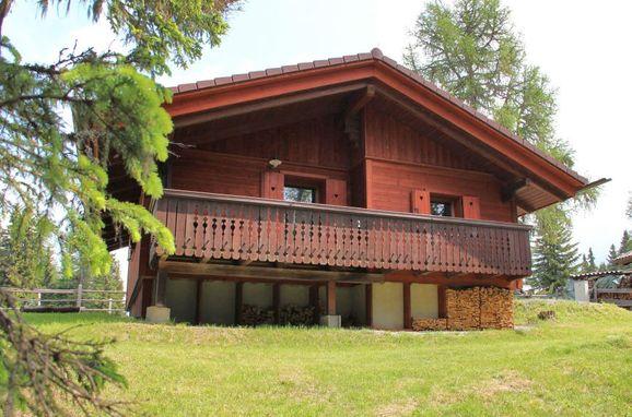Aussenansicht, Alpine-Lodges Gertraud in Arriach, Kärnten, Kärnten, Österreich