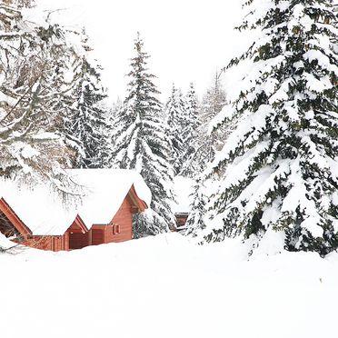 Alpine-Lodges Gertraud, Umgebung