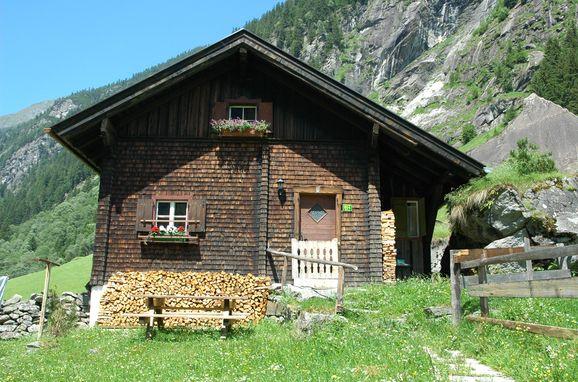 Frontansicht, Ferienhaus Stillupp in Mayrhofen, Tirol, Tirol, Österreich