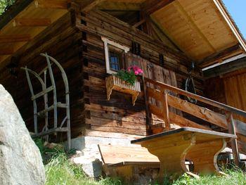Goldwäscherhütte - Salzburg - Österreich