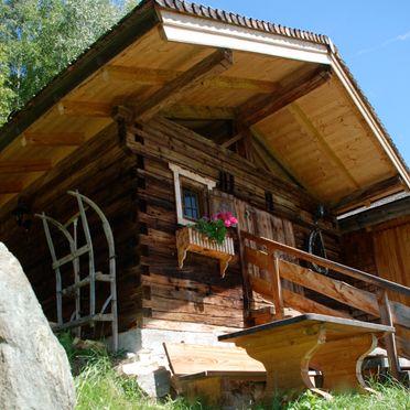 Summer, Goldwäscherhütte in Rauris, Salzburg, Salzburg, Austria