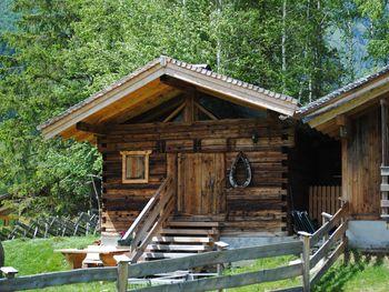 Goldwäscherhütte - Salzburg - Austria