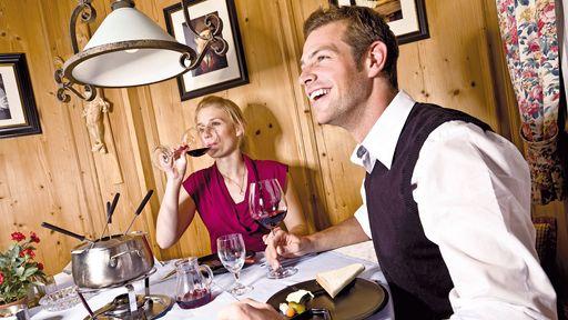 Eine Gaumenfreude erwartet Sie in unserem Restaurant.