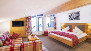 Alpen-Suite de Luxe 70 qm | 2 Nächte