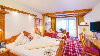 Doppelzimmer de Luxe 36 qm | 1 Nacht