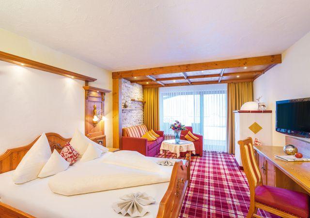 Doppelzimmer de Luxe 36 qm