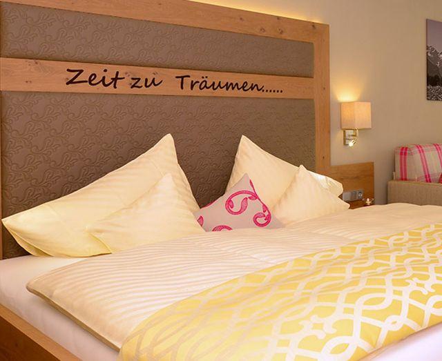 Doppelzimmer de Luxe 40 qm