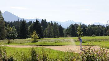 4 Days of golf