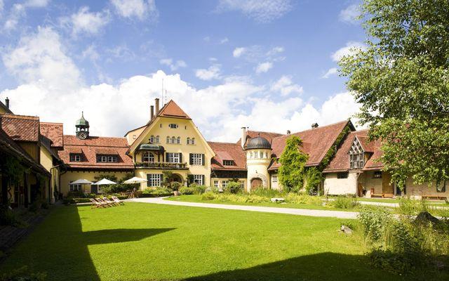 Biohotel Gut Sonnenhausen: Auszeit nahe bei München