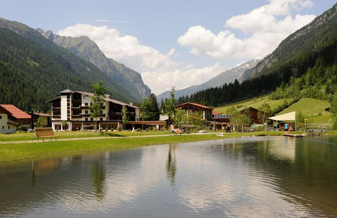 3 Sterne Biohotel Stillebach - St. Leonhard im Pitztal, Tirol, Österreich
