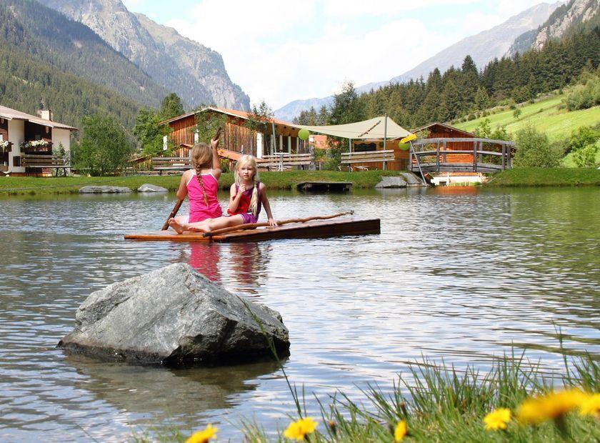 Biohotel Stillebach: Urlaub im Pitztal - Biohotel Stillebach, St. Leonhard im Pitztal, Tirol, Österreich