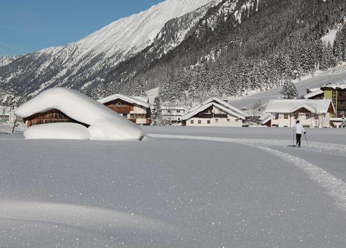 Biohotel Stillebach: WinterWonderLand - Biohotel Stillebach, St. Leonhard im Pitztal, Tirol, Österreich
