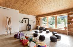 Yoga und noch mehr ... - Biohotel Stillebach, St. Leonhard im Pitztal, Tirol, Österreich