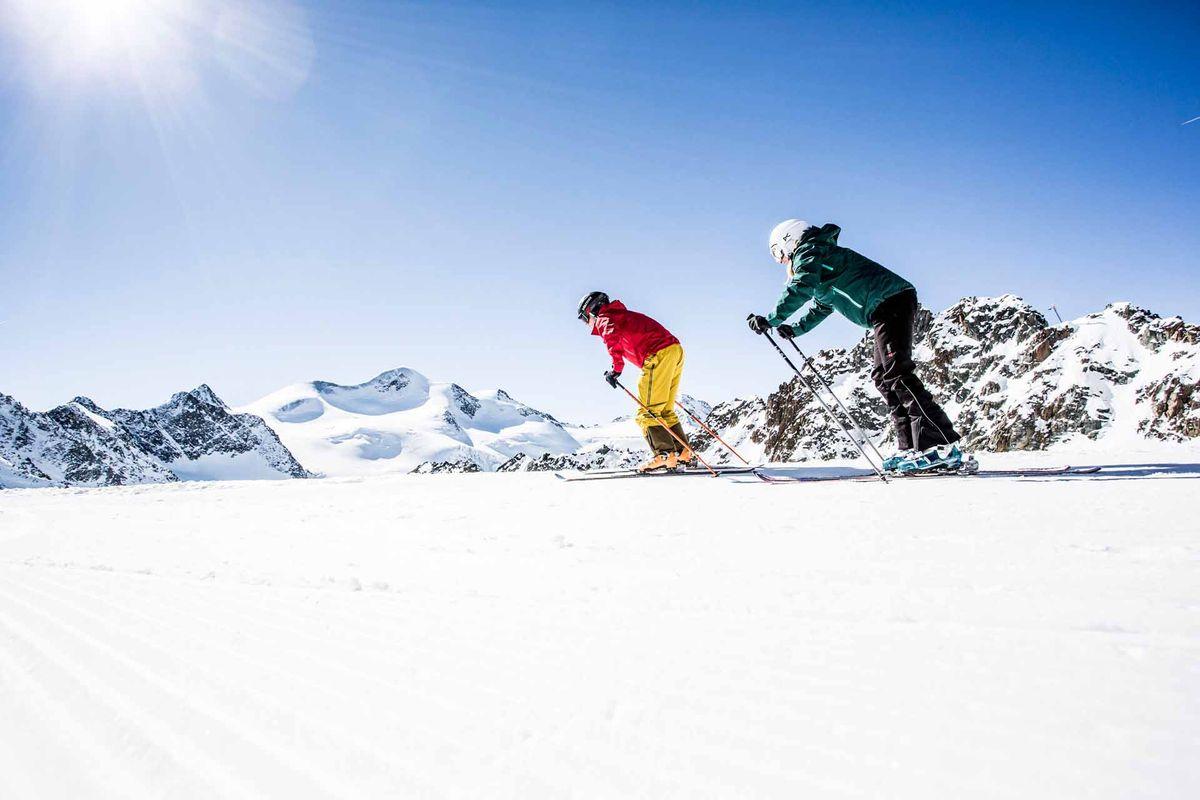 Gletscherstart | 4 Nächte