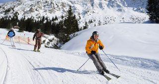 Biohotel Mattlihüs Winterurlaub Skifahren