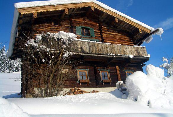 Berghütten, Hütten und Skihütten in Kitzbühel mieten