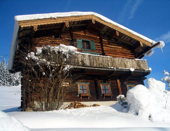 Berghütten und Hütten in Kitzbühel in Tirol mieten