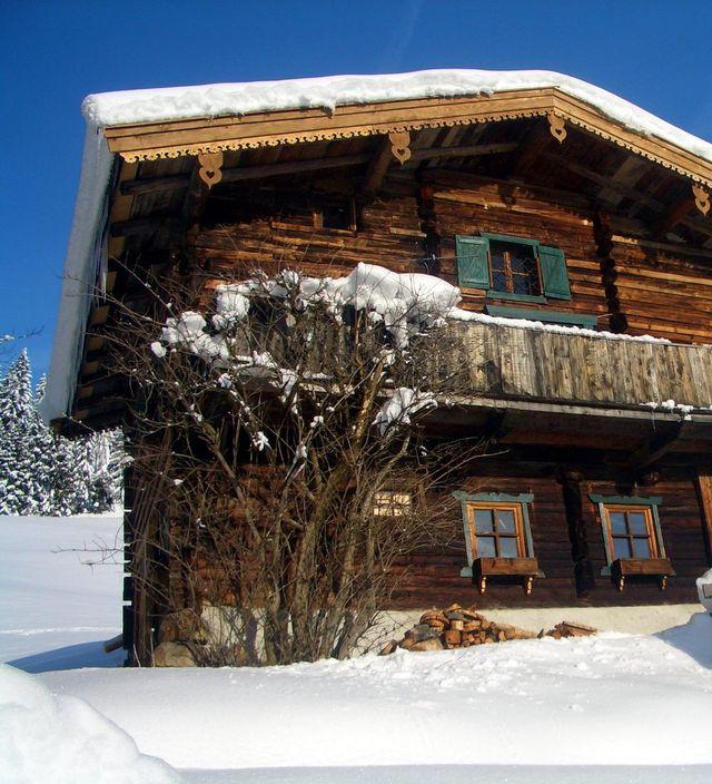 Hütten in Kitzbühel