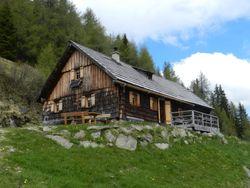 Urige Berghütten