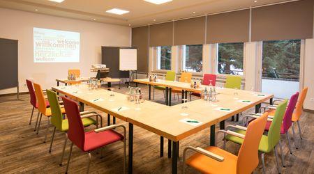 Meetings with Half Board