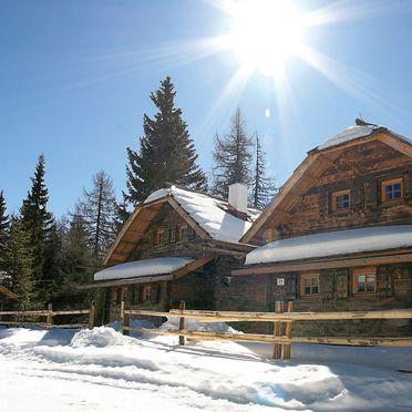 Winter, Alpine-Lodges Lisa, Arriach, Kärnten, Kärnten, Österreich