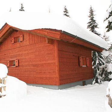 Winter, Alpine-Lodges Theresia, Arriach, Kärnten, Kärnten, Österreich