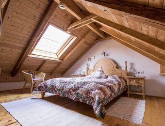 Country house apartment - Bio-Landgut Tiefleiten