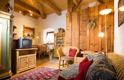 Country house apartment (3/6) - Bio-Landgut Tiefleiten