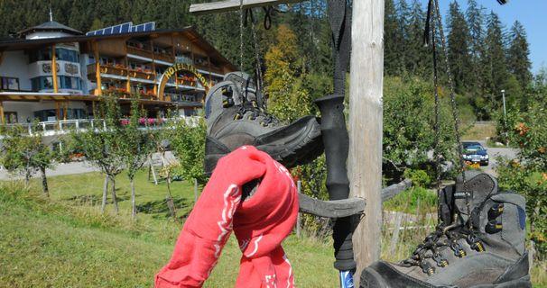 Schnupperwandern für Frühbucher im Naturpark Tiroler Lech 2020 (Suite) | 6 Nächte