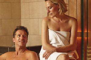 Entspannungsreise zu zweit Partnerbehandlung