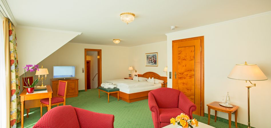 "Double room ""Alpersbach II "" 5/5"
