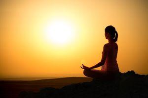 Yoga - die Kraft der Natur