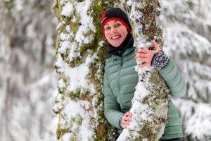 Waldbaden und Wellness