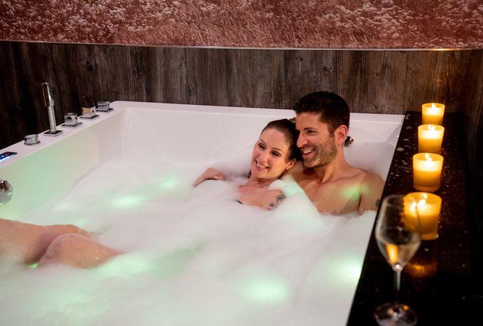 Badeträume für zwei