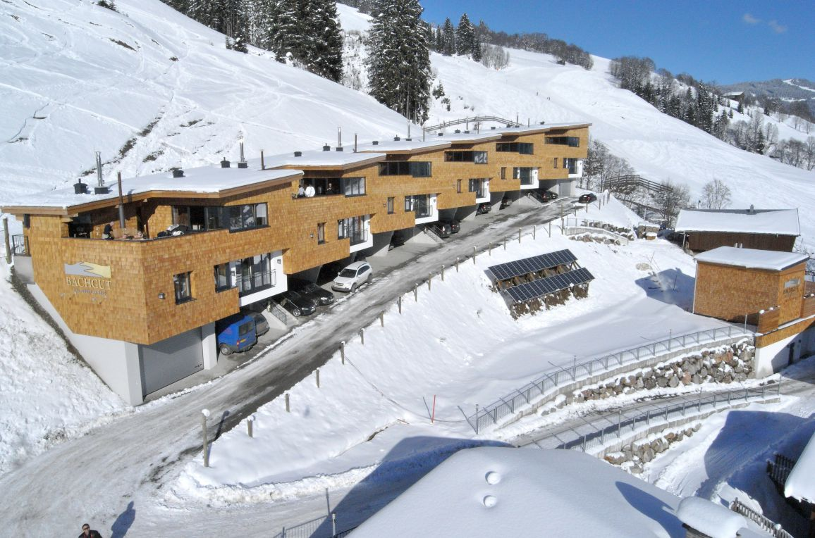 Bachgut Chalet 1-3, Winter