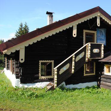 Firstwandhütte II, Frontansicht1