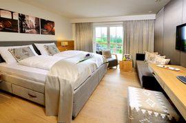 Zimmer Salzburg Deluxe - 4-Sterne superior Hotel & Spa Genussdorf Gmachl