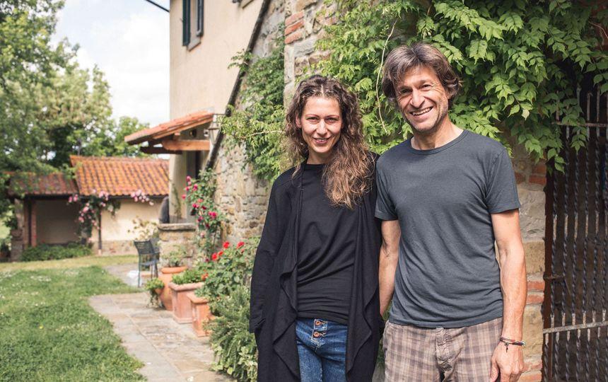 I gestori - Weingut & Biohotel La Pievuccia