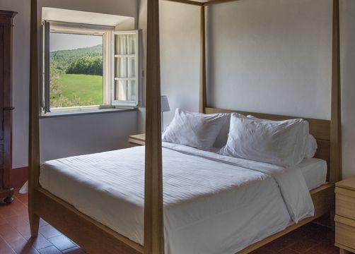 Apartment No. 3 / price per week (4/4) - Bio-Agriturismo Il Cerreto