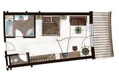 Doppelzimmer Landhaus