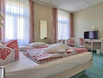 Double room economy - Biohotel Amadeus
