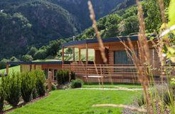 Biohotel Pennhof: Chalets - Pennhof, Barbian (Bozen), Trentino-Südtirol, Italien