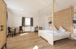 Biohotel Pennhof: Zimmer Laureus - Pennhof, Barbian (Bozen), Trentino-Südtirol, Italien