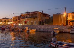 Biohotel Mani Sonnenlink: Urlaub in Griechenland - Mani Sonnenlink, Pyrgos-West Mani, Griechenland
