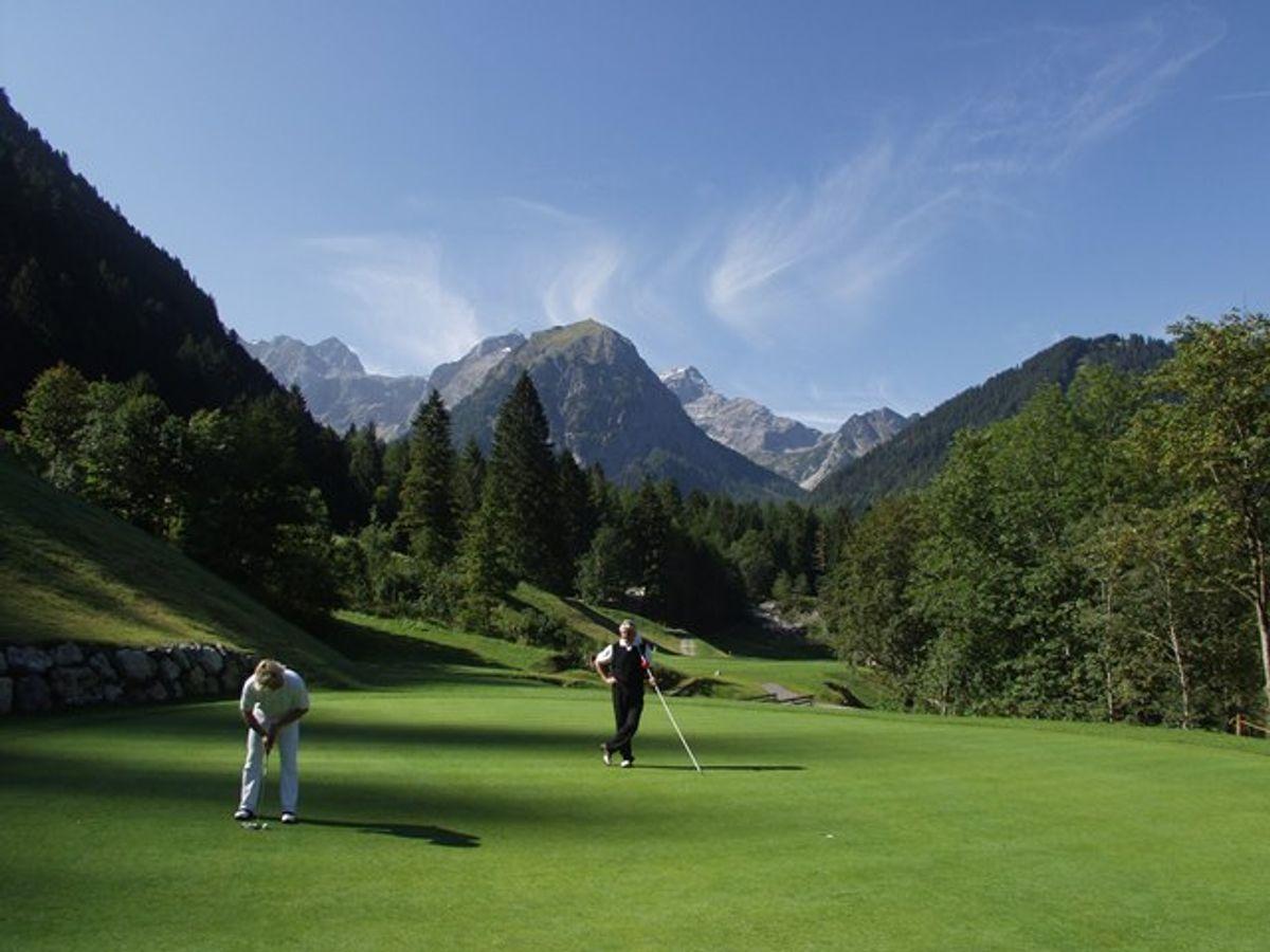 Golfwoche mit Platzreifekurs